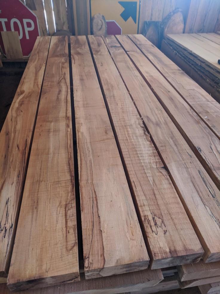 quarter sawn maple